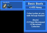 Basic Boots Shop
