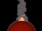 Огненная маска