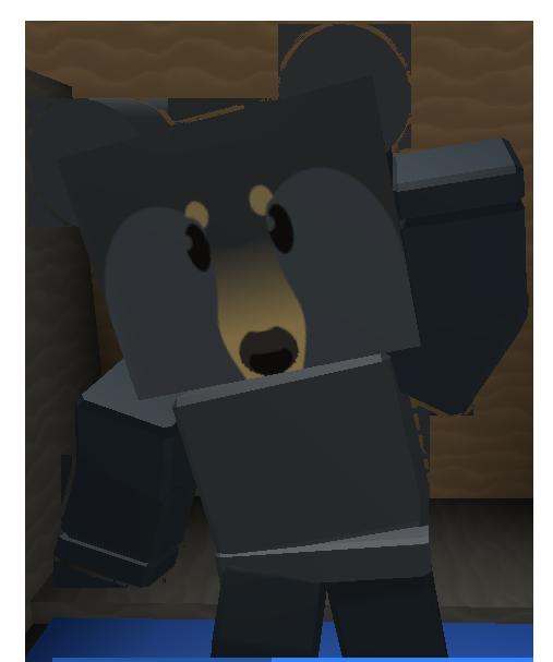 Black Bear Bee Swarm Simulator Wiki Fandom Powered By