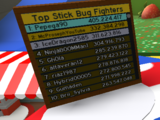 Top Stick Bug Fighters