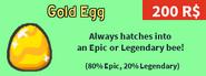 Gold Egg-0