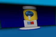 New Blueberry Dispenser