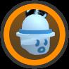 Icon Bubble Mask