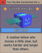 Gifted Bumble Bee