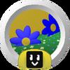 Blue Flower Hotshot