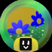 Blue Flower Grandmaster