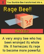 RageBeeNotification