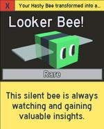 LookerBeeNotification