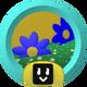 Blue Flower Master