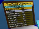Top Bucko Bee Helpers