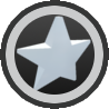 Silver Star Amulet