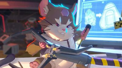Hammond the Hamster Is Going To Change the 'Overwatch' Meta Forever