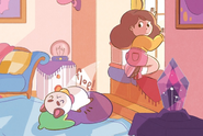 Issue 1 puppycat flop