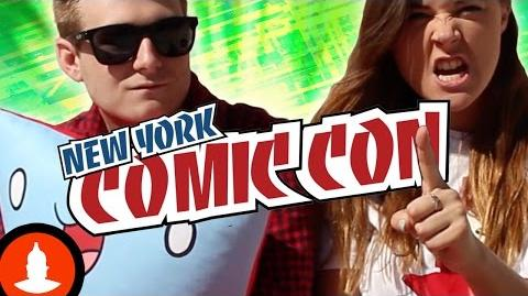 CartoonHangover is Coming to New York Comic Con 2014! - NYCC 2014