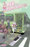 Bee and Puppycat -06 (Cover B)