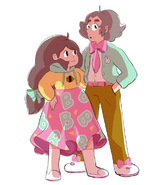 Official Art - Bee and Her Dad
