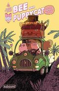Bee and Puppycat -05 (Cover B)