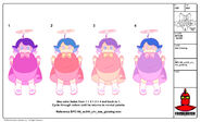 Bee and PuppyCat Game Production Art