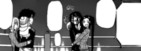 Saotome Bloodied By Ikaruga