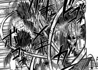 Nasu's Rapid Punches
