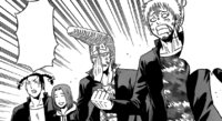Kanzaki & Himekawa Yell At Furuichi