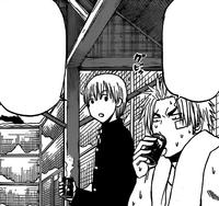 Tojo Drinks With Furuichi