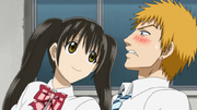 Azusa and Kazu