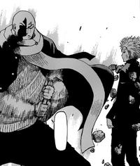 Ichikawa Sheathes His Sword