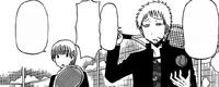 Furuichi & Kanzaki Play Tennis