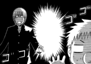 Shocked Furuichi & Oga