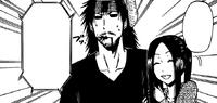 Ikaruga Being Affectionate Towards Saotome