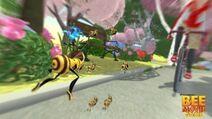 Bee Movie Game screenshot 1