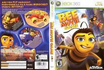 Bee Movie Game Xbox 360 Cover