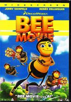 Bee Movie - DVD first release front