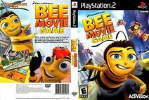 Bee Movie Game PS2 Cover