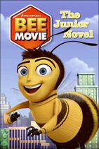 Bee Movie - The Junior novel cover