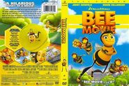 Bee Movie Full Screen DVD Cover