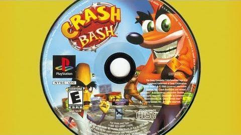 Crash Bash Soundtrack - Metal Fox