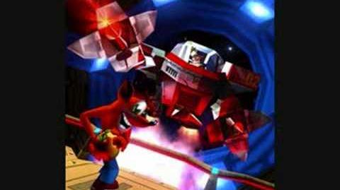 Crash Bandicoot 2 - Dr. N. Gin Boss Music