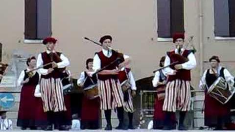 Le baghe della zosagna-Preganziol (TV) 6 -Ode to Joy-