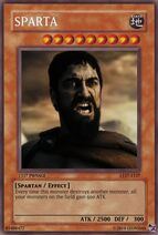 Sparta card