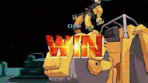 JS MUGEN Classics Homer Simpson vs. Dio Brando
