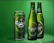 Carlsberg Can and Bottle