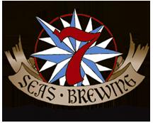 7 Seas Brewing logo
