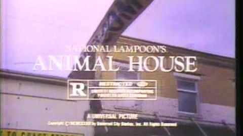 Animal House 1978 TV trailer
