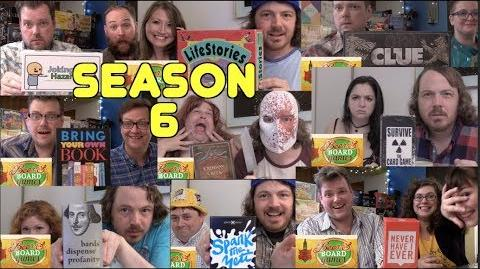 Season 6 | Beer and Board Games Wiki | FANDOM powered by Wikia
