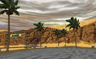 Sunset Sands Preview