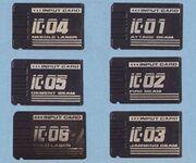Input Cards