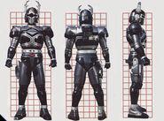 Titanium Silver Borg