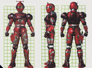Red Stiker Borg